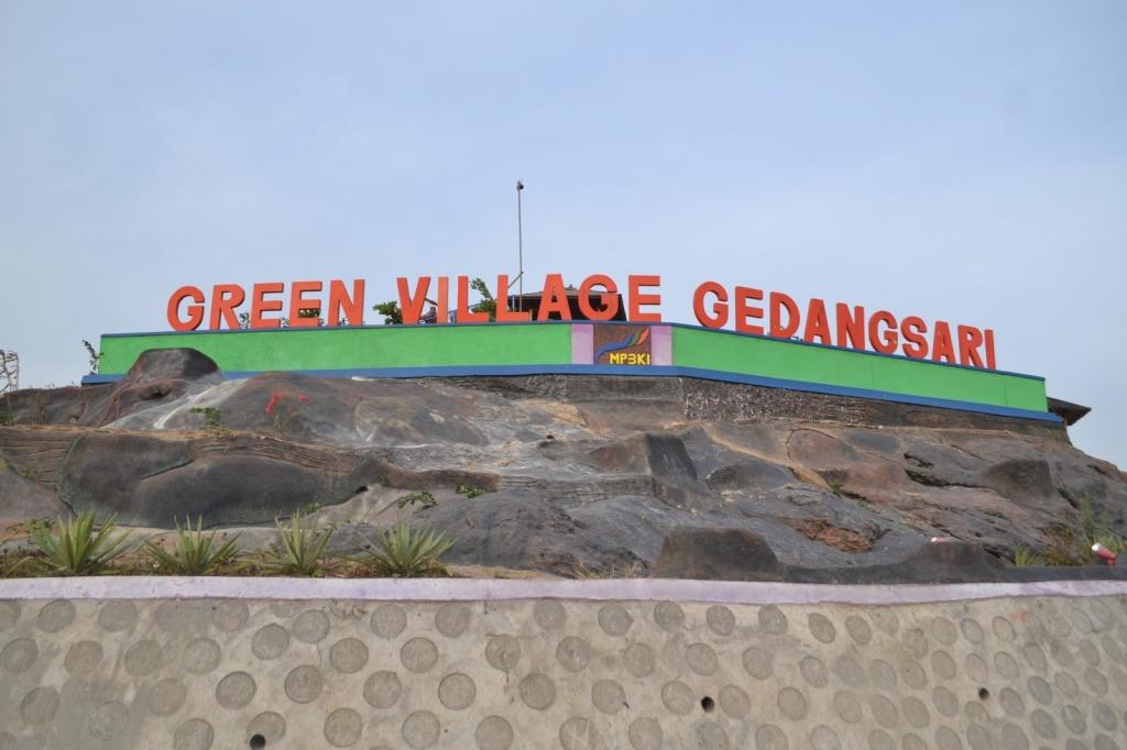 green village gunung kidul
