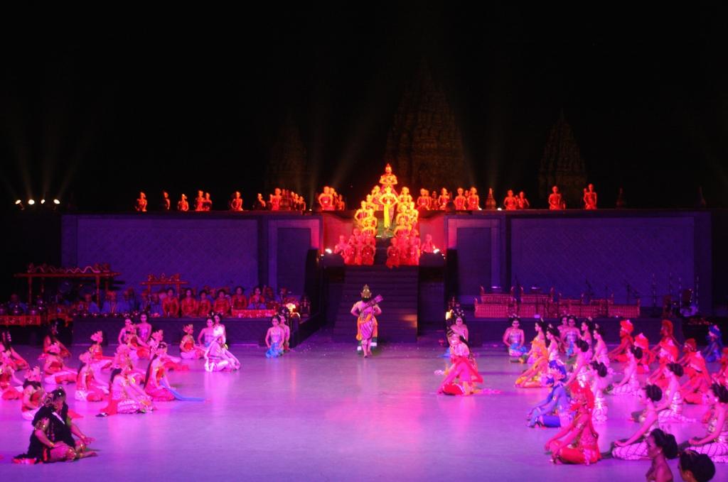 sendratari ramayana balet