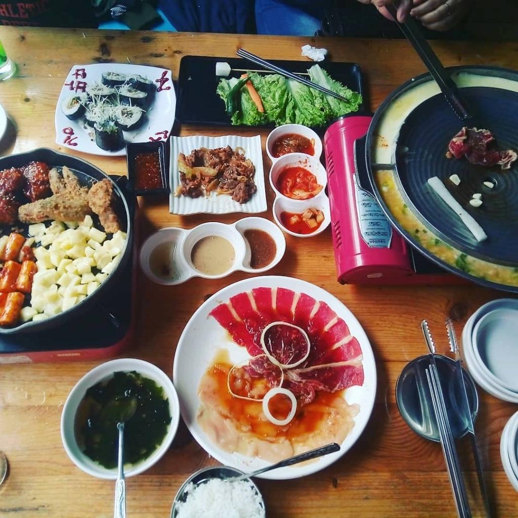 kuliner korea di jogja