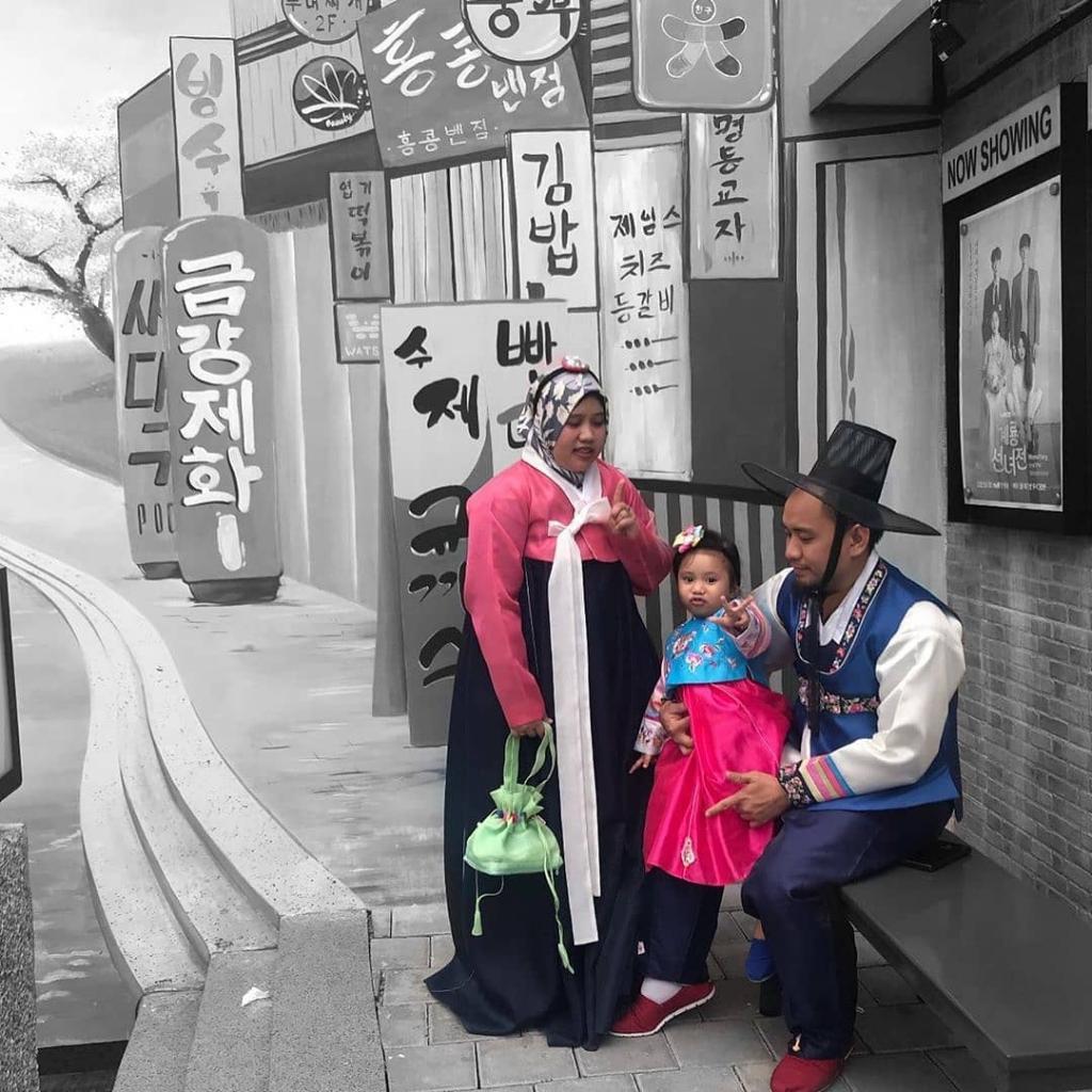 pakaian tradisional korea